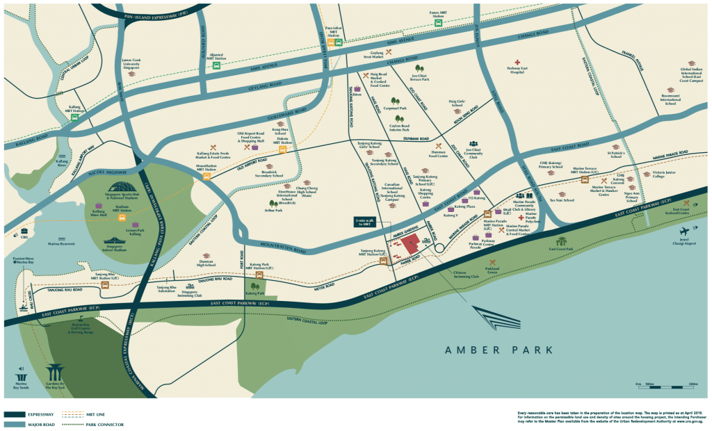 amber_park_location_map